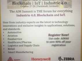 Jetzt anmelden! AIM Summit 2019 – Programm steht!