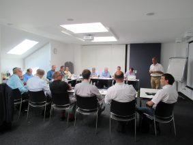 Kickoff-Meeting: AutoID & Security – ein neuer Arbeitskreis von AIM
