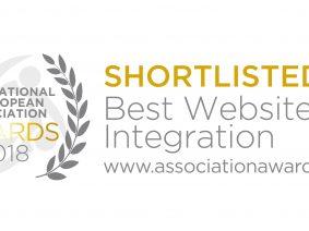 Neue AIM-Webpage mit dem 3. Platz ausgezeichnet!