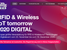 DIGITAL – RFID & Wireless IoT tomorrow 2020