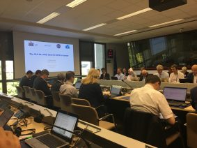 EU-Workshop: On efficient use of spectrum in the bands 870-876 and 915-921 MHz
