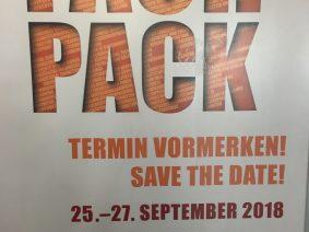 AIM auf der FachPack 2018: 25.-27.09.2018 / Messe Nürnberg
