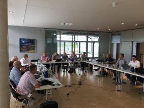 Kickoff-Meeting: RFID & Sensorik – ein neuer Arbeitskreis von AIM