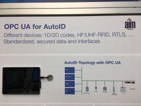 Durchbruch für OPC UA AutoID-Devices