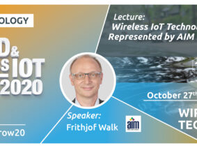RFID & Wireless IoT tomorrow 2020